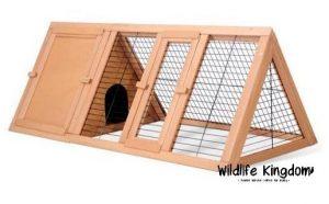 Caseta Wildlife Kingdom para conejos de…