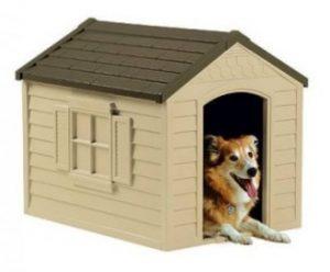Caseta para perros Suncast DH250 –…