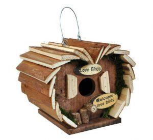 Caseta Kingfisher para Pájaros