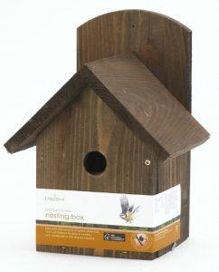 Caseta nido Chapelwood para Pájaros