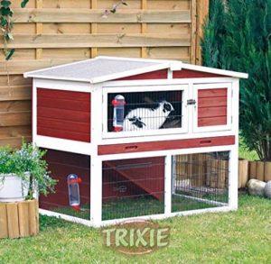 Caseta para conejos Trixie – Tamaño…