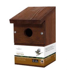 Caseta Chapelwood para pájaros – Tamaño…