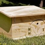 La caseta para tortugas Blitzen está diseñada con materiales de calidad