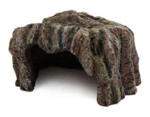 Cueva de resina para tortugas