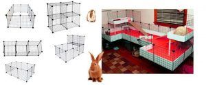Casetas para Conejos