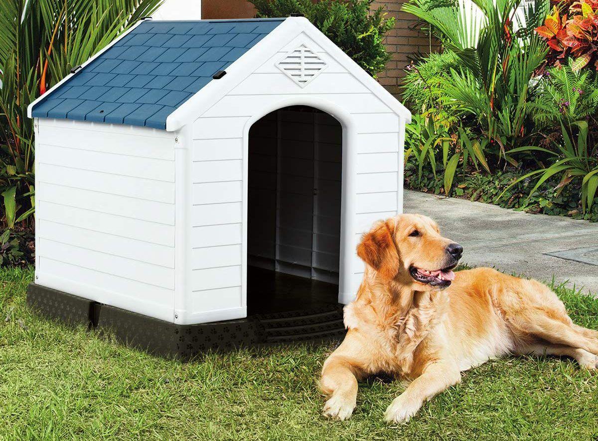 Casetas para perro Keter